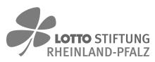 Unsere Unterstützer: Lotto Stiftung Rheinland-Pfalz