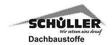Unsere Unterstützer: Schüller Dachbaustoffe
