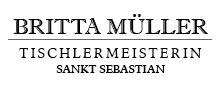 Tischlermeisterin Britta Müller