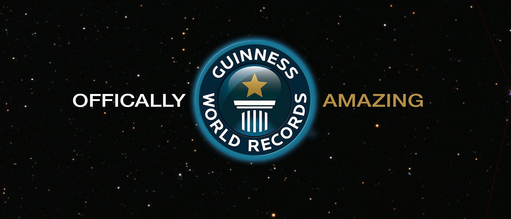 Unser Rekordversuch fand am 07.Oktober 2017 statt.