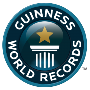 Logo von Guinness World Records